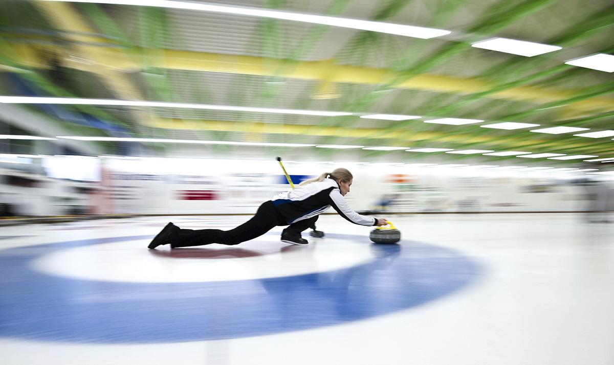 Curling Spielen
